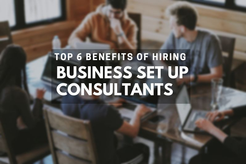 Benefits of hiring business consultants
