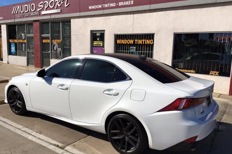 Impressive advantages of vehicle window tinting
